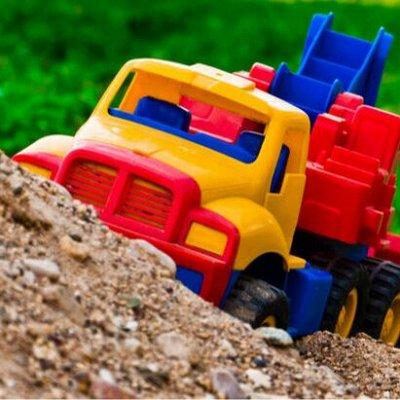 Самые необходимые, самые любимые — детские игрушки в наличии — Машины пластмассовые (Россия) — Машины, железные дороги