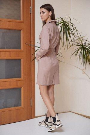 Платье Платье Fantazia Mod 3754/1  Состав: Вискоза-34%; ПЭ-64%; Спандекс-2%; Сезон: Весна Рост: 164  Тренды сезона осень-зима 20/21 весьма разнообразны. Но среди них основное место занимает платье-тр