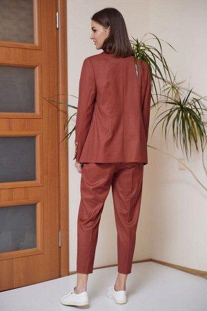 Костюм Костюм Fantazia Mod 3866  Состав: ПЭ-100%; Сезон: Весна Рост: 164  Одним из самых практичных предметов гардероба является костюм-тройка. Такая модель хороша тем, что её можно носить не только