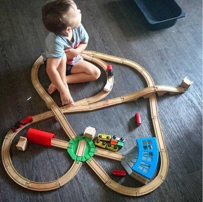 Самые необходимые, самые любимые — детские игрушки в наличии — Железные дороги — Машины, железные дороги