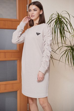 Платье Платье Fantazia Mod 3860  Состав: ПЭ-24%; Хлопок-72%; Эластан-4%; Сезон: Весна Рост: 164  Спортивный стиль в одежде является одним из самых комфортных, удобных и практичных. Однако появилось е
