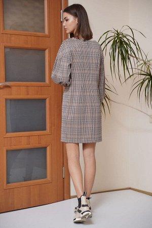 Платье Платье Fantazia Mod 3825/1  Состав: Вискоза-75%; Спандекс-25%; Сезон: Весна Рост: 164  В текущем сезоне главную роль забрали себе объемные рукава. Они могут быть различной архитектурной формы