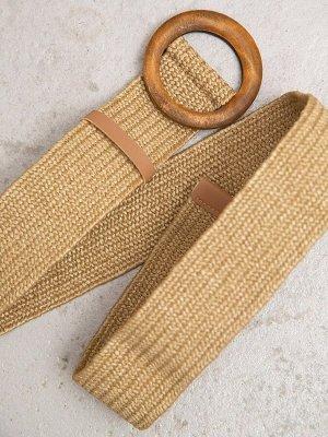 Плетеный ремень F013/fency