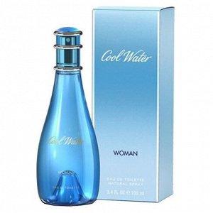 EU Аромат по мотивам Davidoff Cool Water For Women edt 100 ml