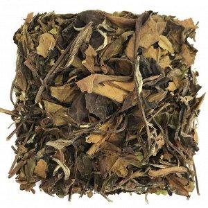 """Белый листовой чай """"Шоу Мэй"""" 100 гр"""