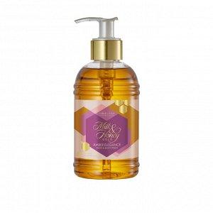 Жидкое мыло для рук и тела с лавандой и амброй Milk & Honey