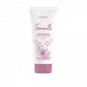Нежный крем-гель для интимной гигиены и бритья Feminelle