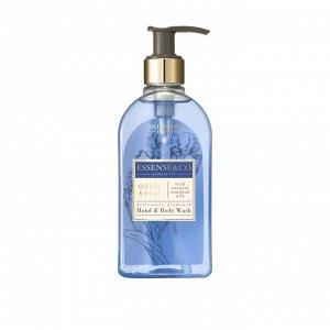 Жидкое мыло для рук и тела с ирисом и шалфеем Essense&Co.