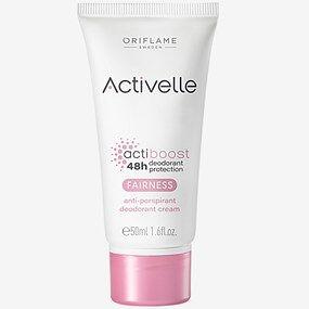 Кремовый дезодорант-антиперспирант с осветляющим…