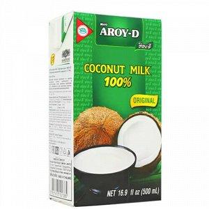Aroy-D Молоко кокосовое(17-19%) 500 мл