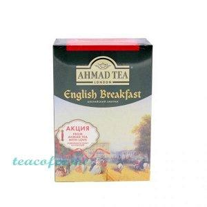 Чай Ахмад 200 гр. English breakfast 1/12
