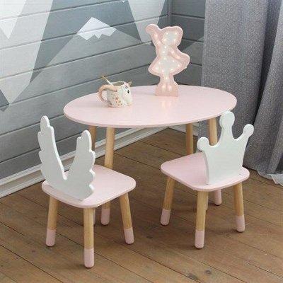 Самые необходимые, самые любимые — детские игрушки в наличии — Наборы мебели — Стулья, кресла и столы