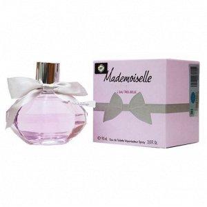 EU Аромат по мотивам Azzaro Mademoiselle L'Eau Tre?s Belle For Women edt 90 ml