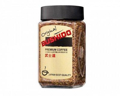 Лавка кофе и чая. Большой выбор! Быстрая доставка — Bushido — Кофе в зернах