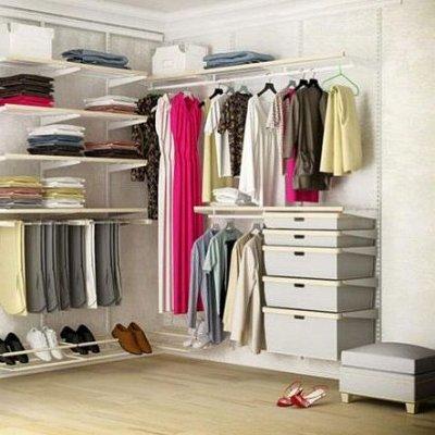 ДОМАШНЯ МОДА. Текстиль, пластик и прочие товары для дома — Уход и хранение одежды и обуви — Системы хранения