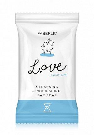 Мыло фигурное «Овечка: очищение и питание» L.OVE