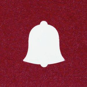 """Дырокол фигурный """"Колокольчик"""", диаметр вырезной фигуры 16 мм, ОСТРОВ СОКРОВИЩ, 227157"""