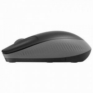 Мышь беспроводная LOGITECH M190, 2 кнопки+1 колесо-кнопка, оптическая, чёрно-серый 910-005905