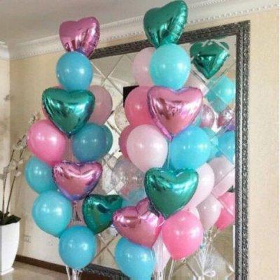 База Полезных Товаров для Дома, Дачи и Авто! — Фольгированные шарики для праздников  — Воздушные шары, хлопушки и конфетти