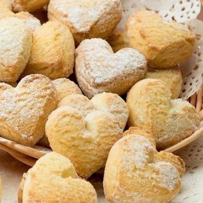 Плюшкин - Печенюшкин! Рулетики! Пироженки! Печеньки! — Классическое песочное печенье — Вафли и печенье