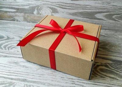 ✅без пилюлей, как без подарка 😉 заходи и выбирай! — Упаковочная крафт коробка и бумажный крафт-наполнитель — Подарочная упаковка