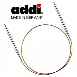 Спицы круговые никелированные 60 см ADDI - 2,5 мм арт. 105-7/2.5-60