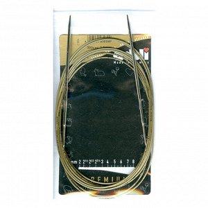 Спицы круговые супергладкие экстрадлинные 300 см ADDI 3 мм арт. 108-7/3-300