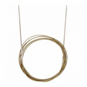 Спицы круговые супергладкие экстрадлинные 200 см ADDI 2.5 мм арт. 108-7/2.5-200