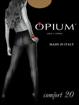 Колготки Женские Opium Comfort 20 bronzo
