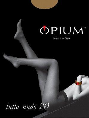 Колготки Женские Opium Tutto Nudo 20 noisette