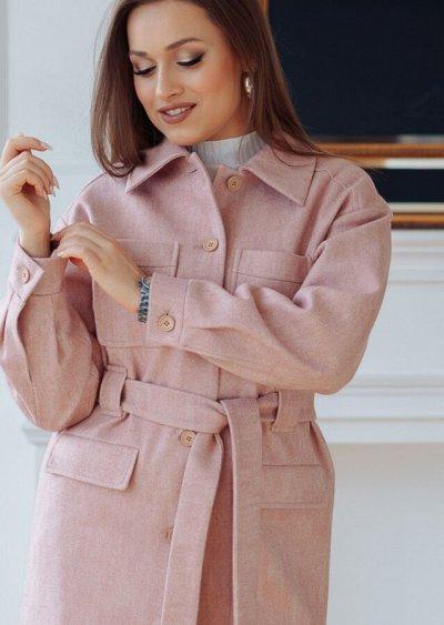 КанКан. Хит - куртки оверсайз! от 3 т.р. Россия — пальто женское — Демисезонные пальто
