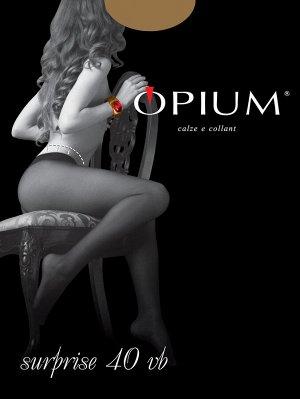 Колготки Женские Opium Surprise 40 VB bronzo