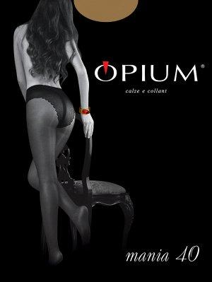 Колготки Женские Opium Mania 40 bronzo