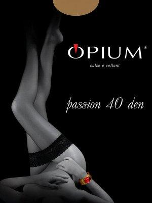 Чулки Женские Opium Passion 40 nero