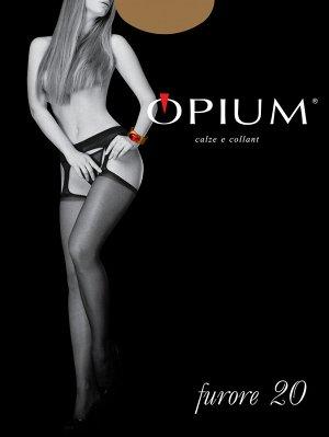 Чулки Женские Opium Furore 20  visone