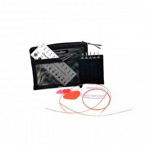 Набор ультратонких спиц ChiaoGoo Mini Twist Set 10 см арт. 7400-М
