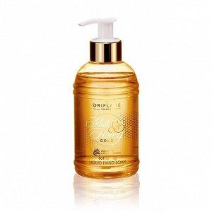 Жидкое мыло для рук Milk & Honey Gold
