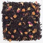 "Чёрный листовой чай ""Манго-Маракуйя"" 25 г"