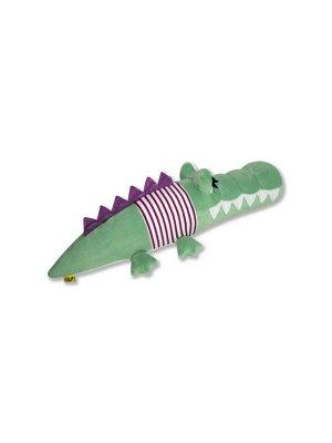 """Антистрессовая игрушка """"Крокодил Дил"""" бол. фиолетовый"""