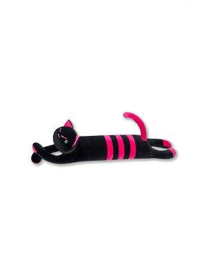 """Антистрессовая игрушка """"Черный Кот"""", розовый"""