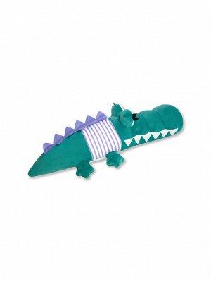 """Антистрессовая игрушка """"Крокодил Дил"""" бол. сиреневый"""