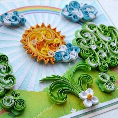 Самые необходимые, любимые - детские игрушки в наличии!  — Объемные картинки, Оригами, Квиллинг — Мозаики и фреска