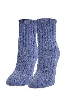 Носки женские шерстяные зимние