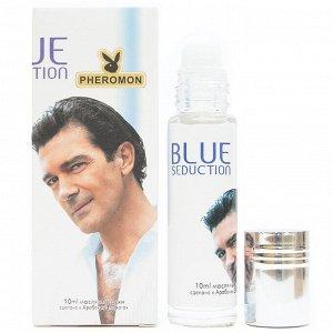 Аромат по мотивам Antonio Banderas Blue Seduction pheromon For Men oil roll 10 ml