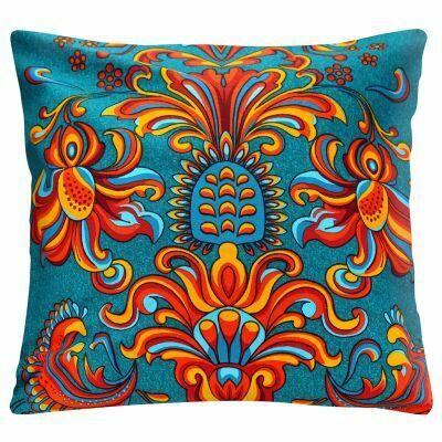Такое яркое постельное белье — Наволочки декоративные и спальные, наперники