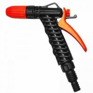Пистолет поливочный с универсальным штуцером для подключения