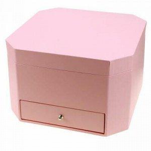 """Коробка подарочная 25х25х16см """"Шкатулка"""" с выдвижным ящичком"""