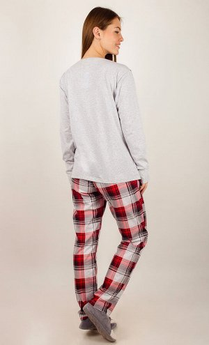 Пижама Материал: кулирка Состав: 100% хлопок
