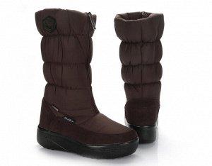 king boots Верх: Нейлон с водоотталкивающей пропиткой/Натуральная замша Подклад: Овечья шерсть 100%,Мембрана Технология KING-TEX Фирменная подошва: ТЭП Молния с фирменным логотипом спереди . Метод кре