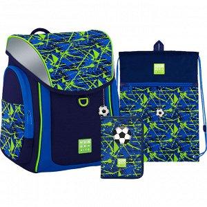 Набор рюкзак + пенал + сумка обуви WK 583 Goal